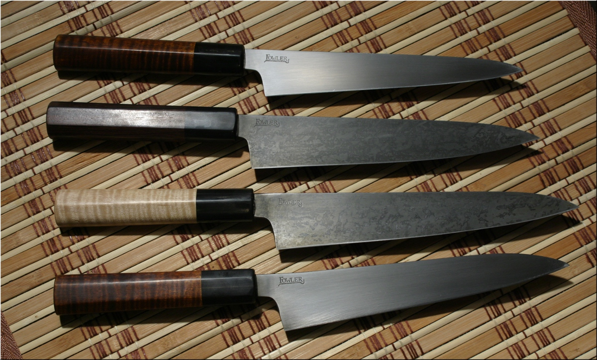 Some petty sujihiki just finished up bladeforums