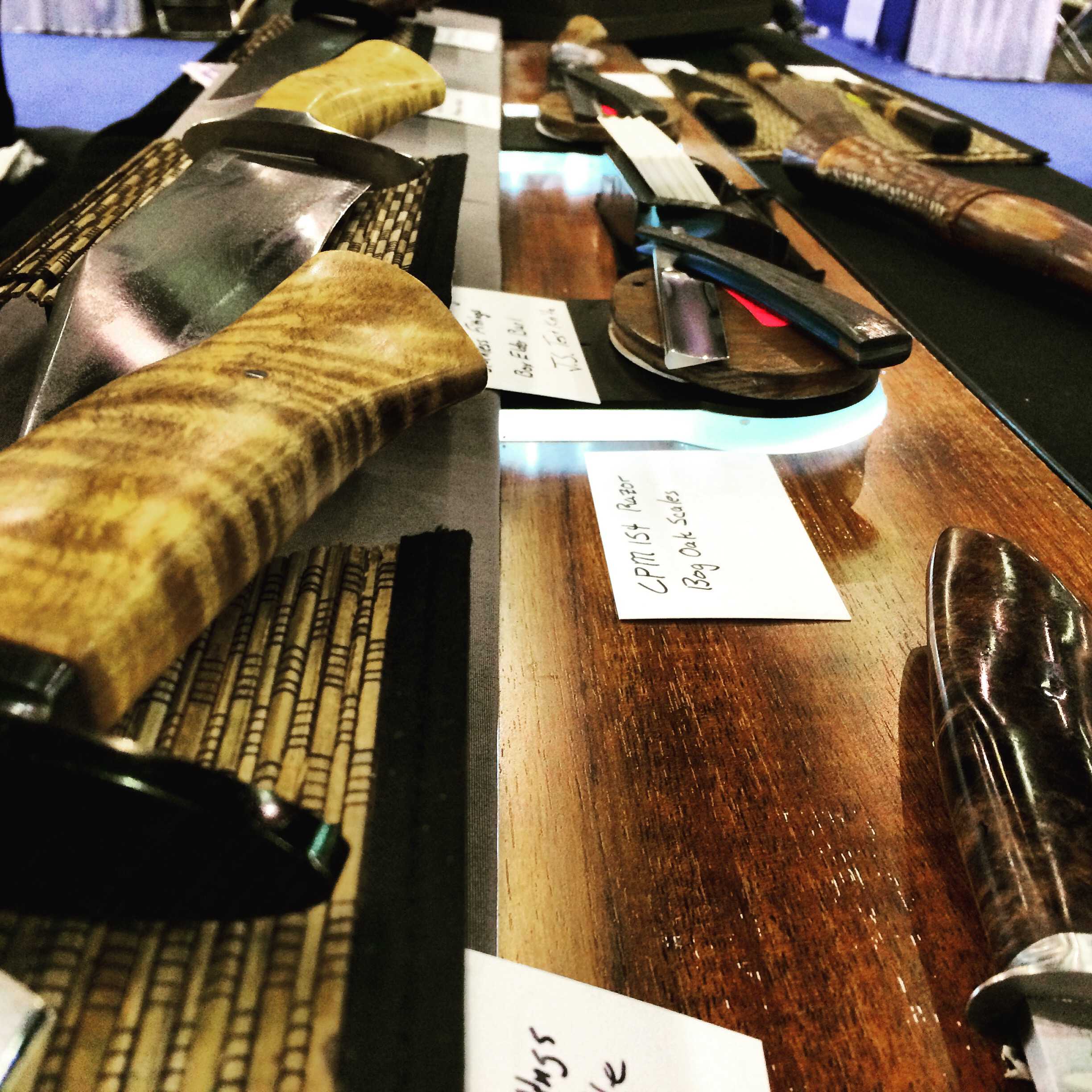 Blade Table 2015