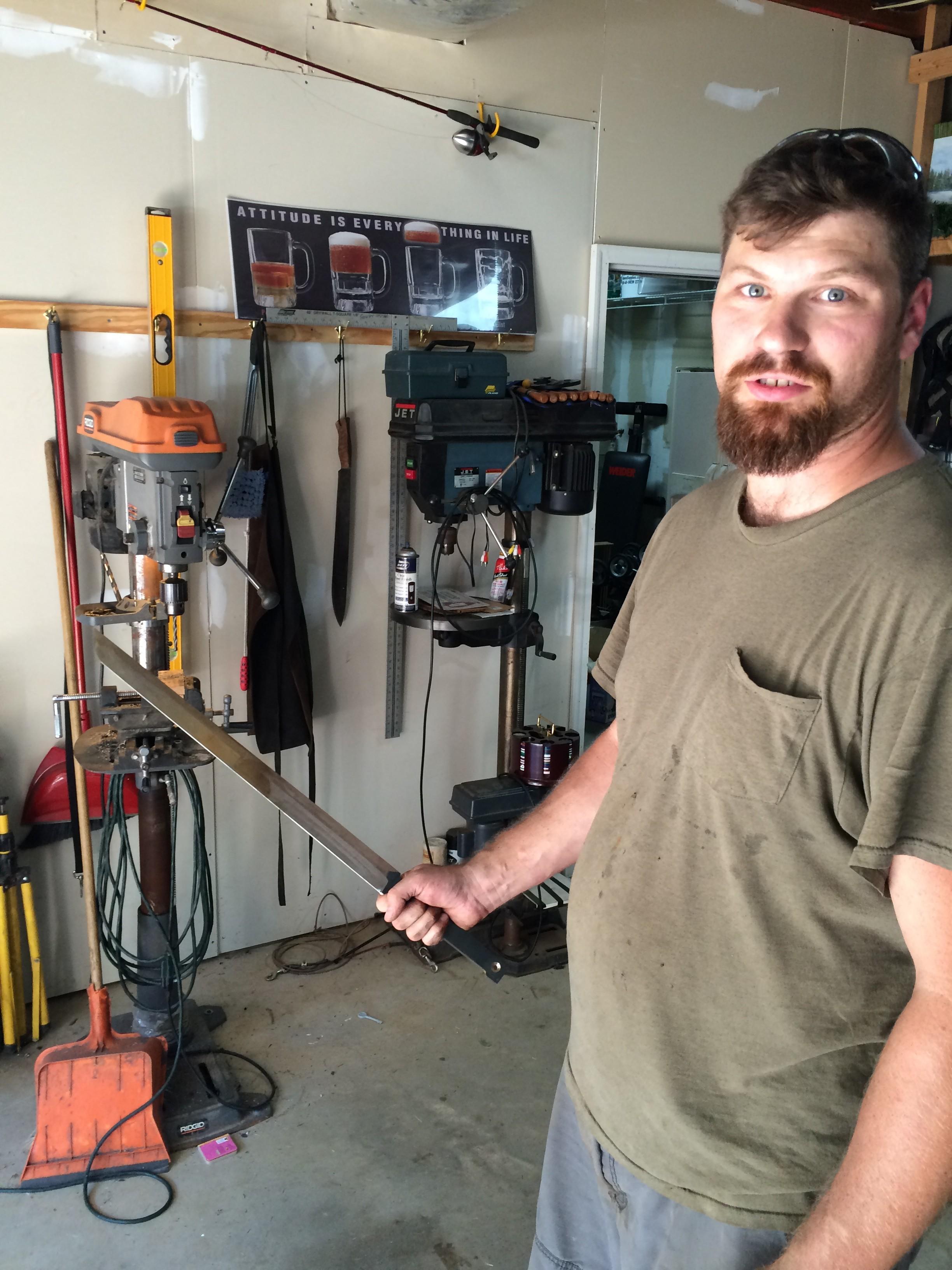 Bush Sword